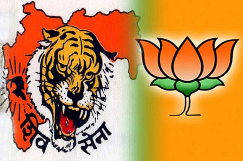 Watchful opposition grows against confident BJP-Shiv Sena