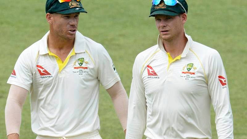 Ball-tampering row: Steven Smith, David Warner head home in disgrace