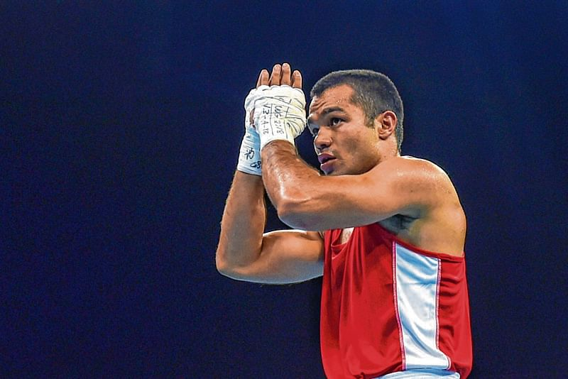 5 Indians in boxing finals