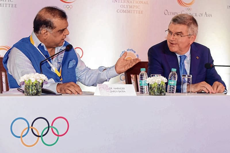 India to bid for 2026 Youth Olympics, receives appreciation from IOC chief