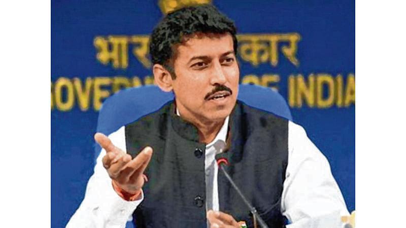 Rathore promises clean sports in India