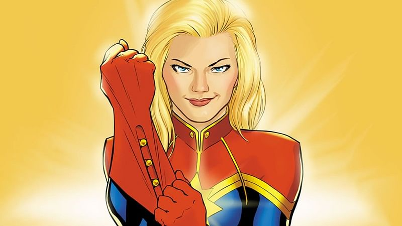 Captain Marvel is 'one of the most unique origin stories', says Kevin Feige