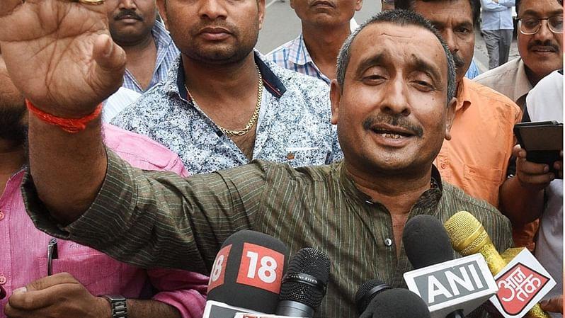 BJP extending patronage to rape-accused MLA Kuldeep Sengar, alleges Opposition