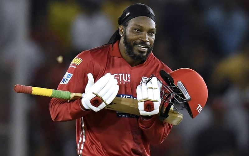 Happy Birthday Chris Gayle: Virender Sehwag wishes West Indian batsman on Twitter