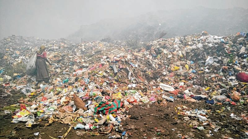 FPJ Interview: There's nexus between waste contractors and civic officials, says Raaginii Jaain