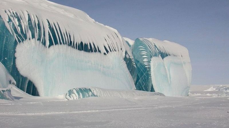 Arctic sea ice cover decline slows down temporarily: NASA