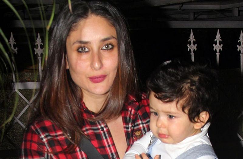Taimur's popularity has Kareena Kapoor Khan and Saif Ali Khan scared