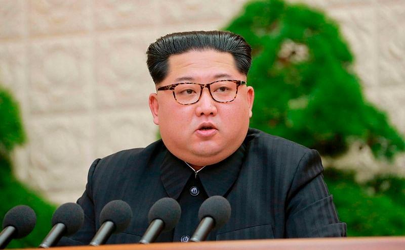 North Korea's Kim Jong Un visiting China on Tuesday and Wednesday: state media