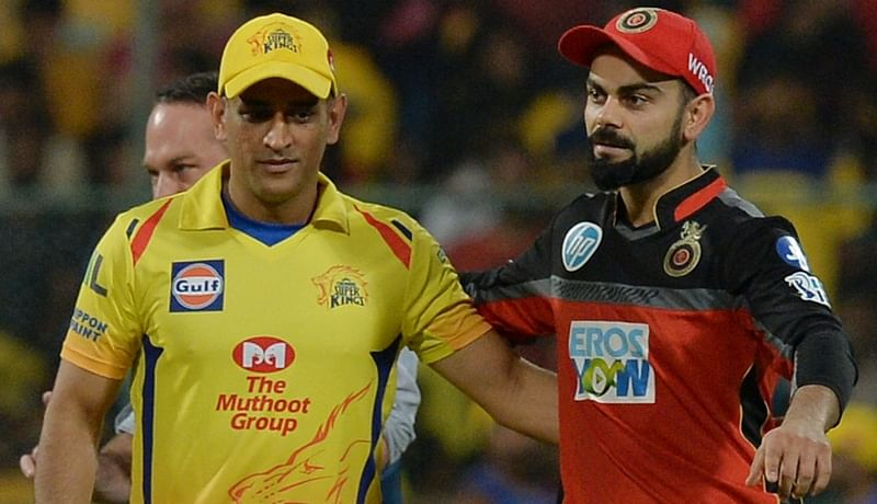 IPL 2019: Match of contrast/ AFP PHOTO / Manjunath KIRAN  / GETTYOUT