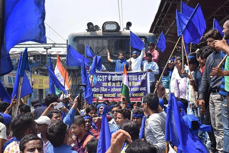 Bihar Dalit leader demands 'Harijanistan'