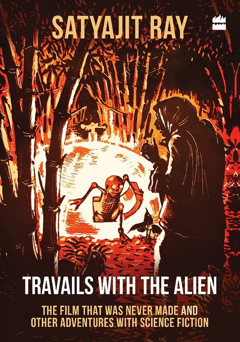 Travails With The Alien by Satyajit Ray: Review