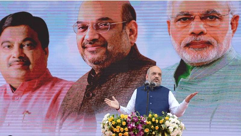 One man, one post norm not for Amit Shah