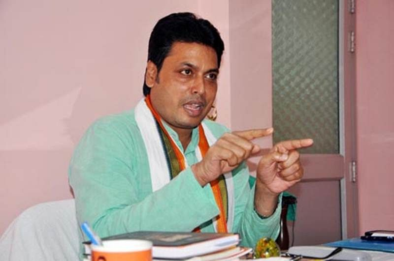 Tripura CM Biplab Deb and his 8 future claims which you shouldn't be surprised to hear!