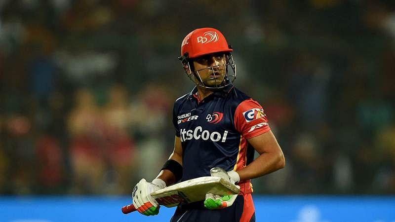 Cricketer Gautam Gambhir to work as observer in DDCA