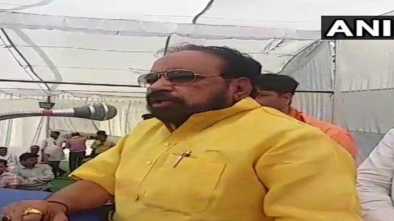 Indore: Congress lodges complaint against Bhargava with EC