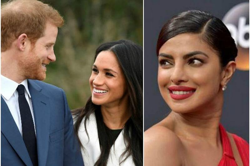 Confirmed! Priyanka Chopra is attending the royal wedding of Prince Harry and Meghan Markle