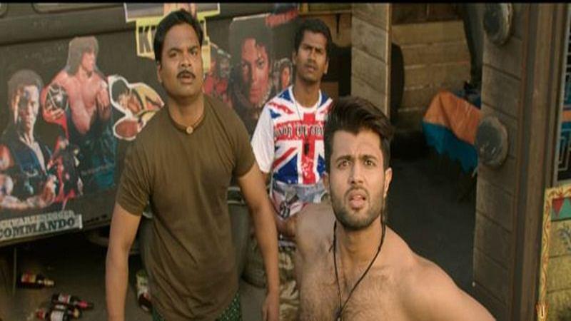 'Taxiwaala' Teaser: Watch as Vijay Deverakonda heads on a crazy journey