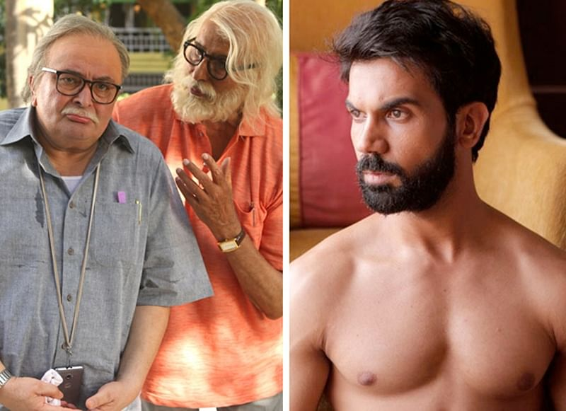 '102 Not Out' picks up pace at box office, Rajkummar Rao's'Omerta' totally rejected by audience