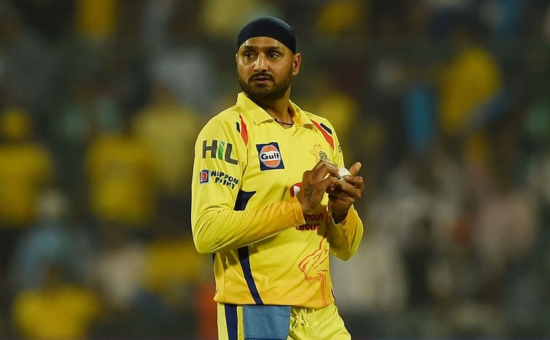 Harbhajan Singh becomes third Indian to take 150 wickets in IPL 2019