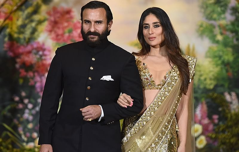 Sonam-Anand reception: 'Veere' Kareena Kapoor gets out of control on hubby Saif Ali Khan's song 'Ole Ole' [Video]