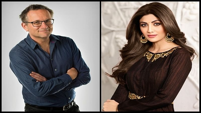Michael Mosley wishes to work with Shilpa Shetty