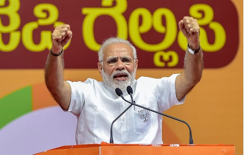 Bypolls on local issues, it'll be Modi again in 2019: BJP