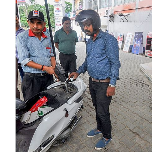 Petrol, diesel prices witness steepest hike since July 5