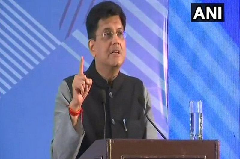 Public money extremely safe in PSU banks, says Piyush Goyal
