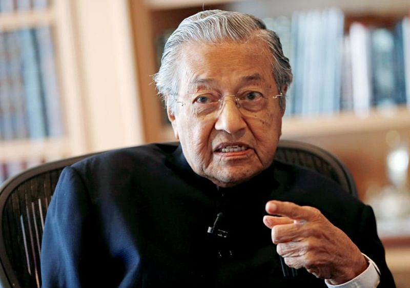 Malaysian PM Mahathir Mohamad denounces canning of 2 women for lesbian sex after criticism