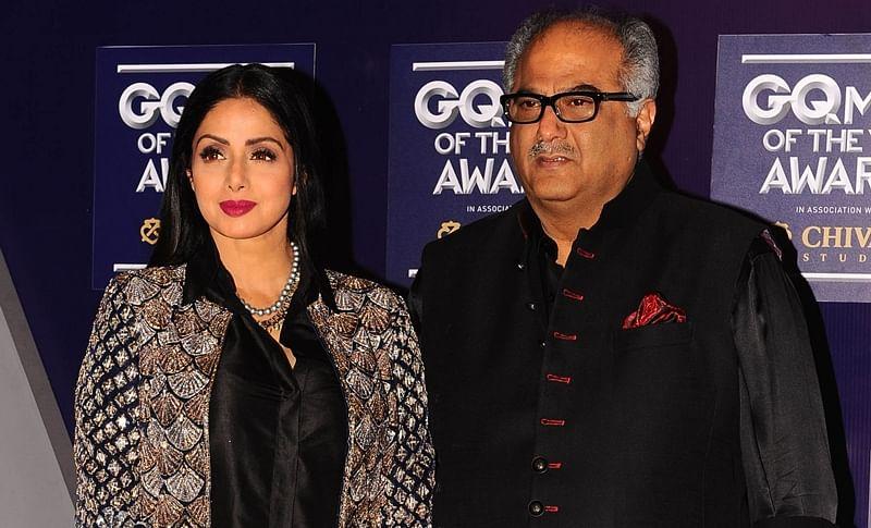 "Boney Kapoor: ""Unfortunately, Sridevi got National Award after she left"""