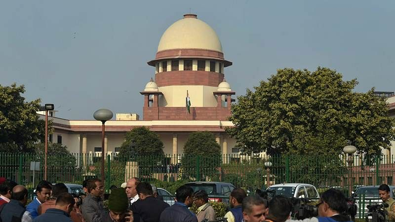SC collegium's recommendation for appointments of 2 lawyers as HC judges returned by govt for second time