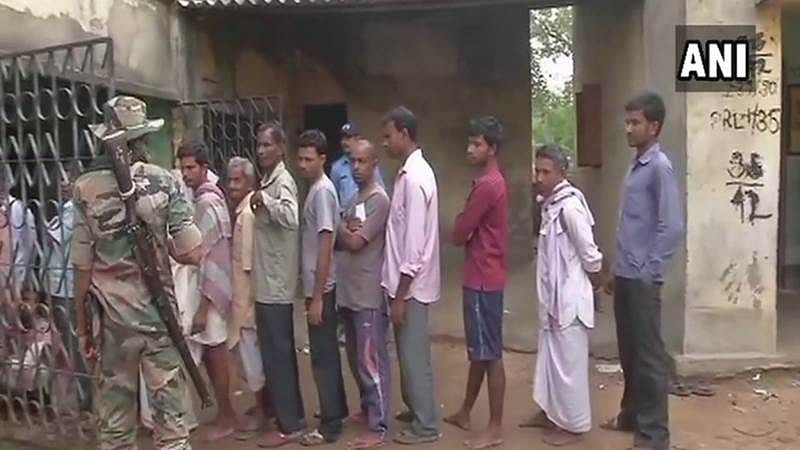 West Bengal: Panchayat polls begin amid tight security