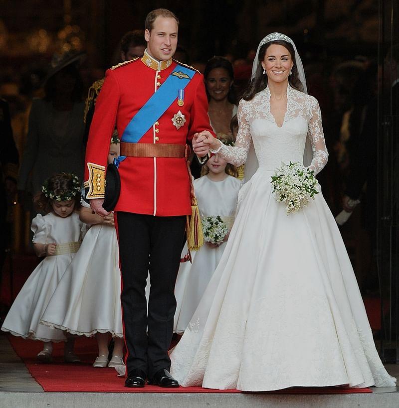 Wedding Gown Of Kate Middleton: Wallis Simpson To Kate Middleton: 10 Gorgeous Royal