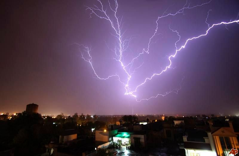 Unseasonal rains, thunderstorm kills 22 in Madhya Pradesh