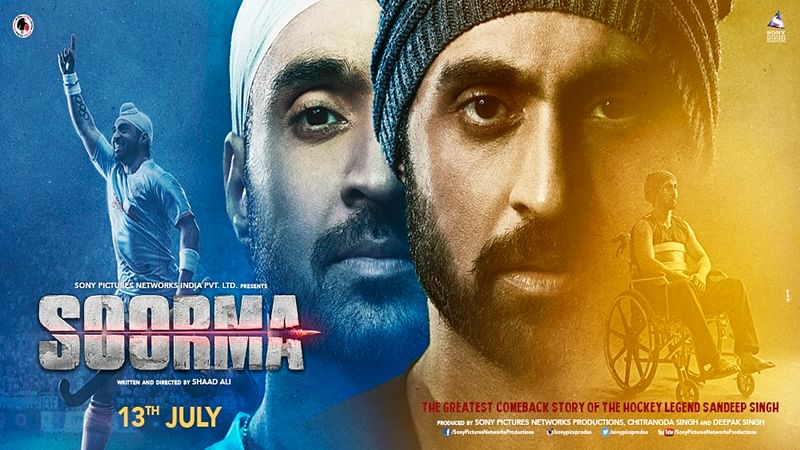 'Soorma' Box Office Update: Diljit Dosanjh's film is rock steady at the BO, collects 17 crores