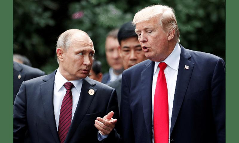 Russia accuses US of violating n-disarmament treaty