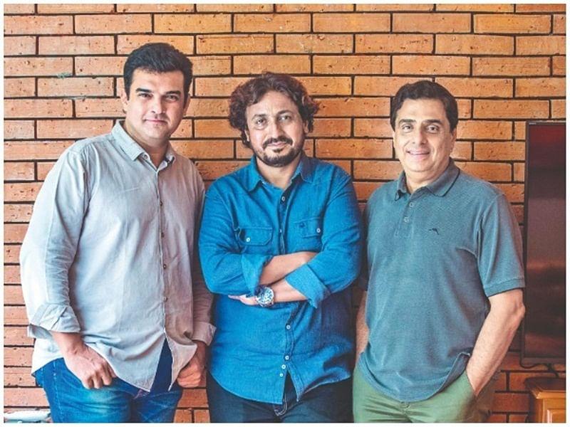 Ronnie Screwvala, Siddharth Roy Kapur reunite for 'Pihu'