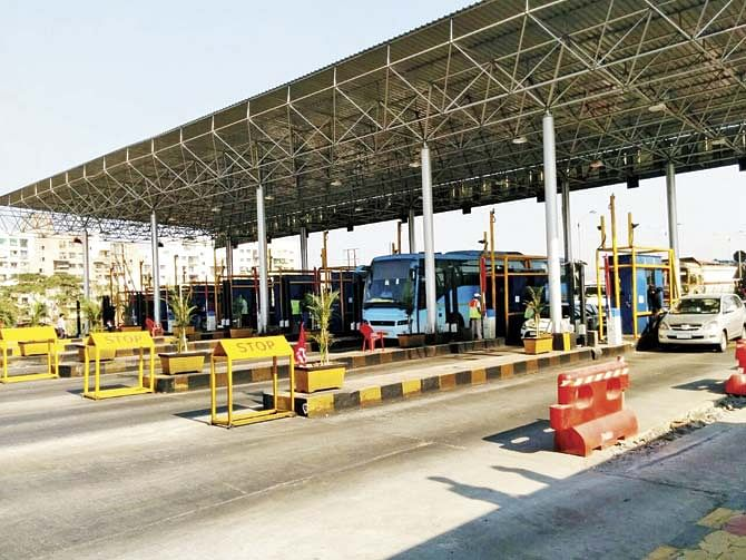 Bombay High Court seeks report on 'discreet' inquiry against Kharghar toll naka contractors