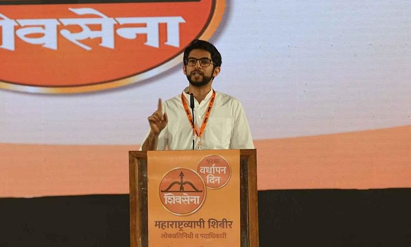 Shiv Sena can single-handedly win the upcoming elections, says Yuva Sena chief Aditya Thackeray