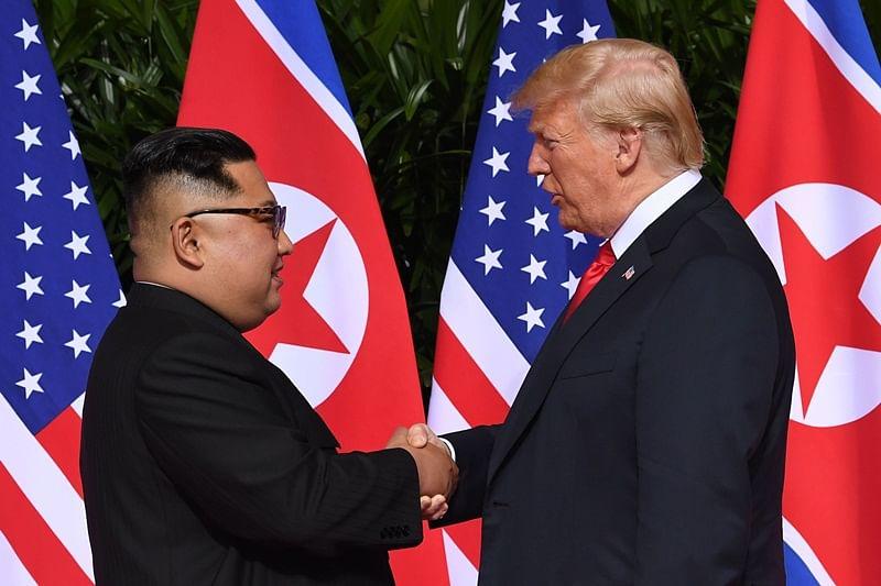 Kim Jong Un, Donald Trump sign joint statement at Singapore Summit