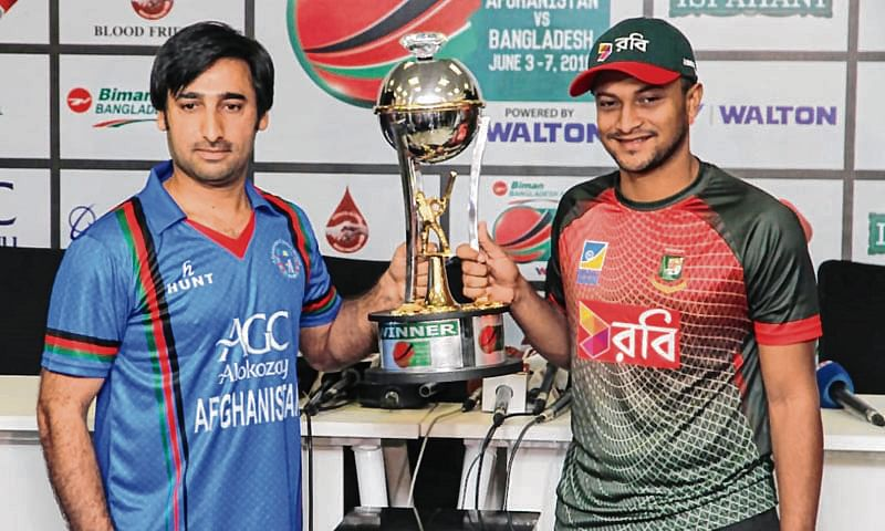 With an eye on India Test, Afghans face Bangladesh in three T20s