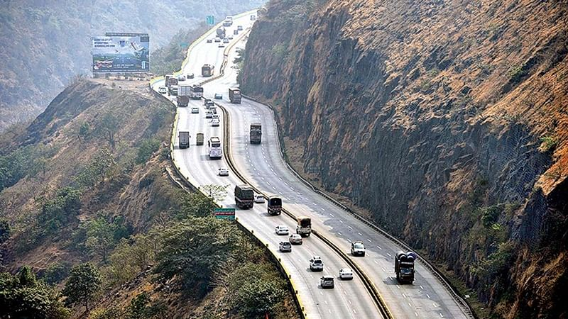 7-day block on Mumbai-Pune Expressway