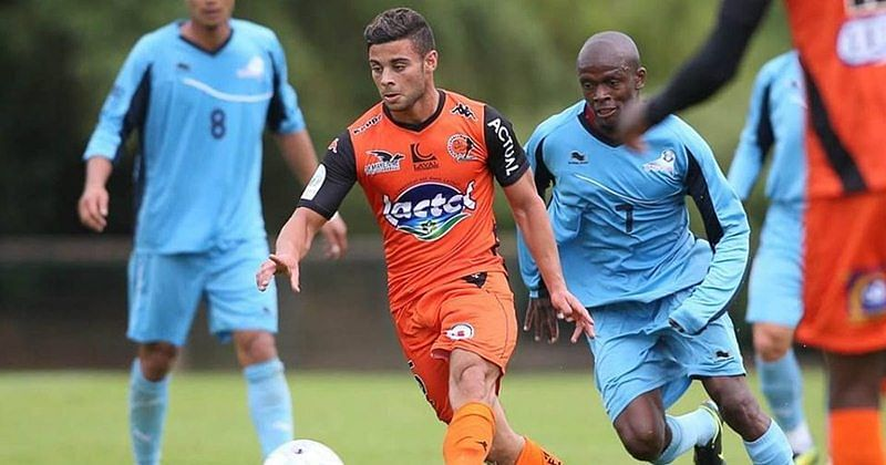 Hugo Adnan Boumous extends his stay with FC Goa