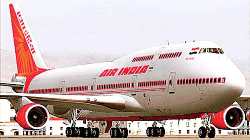 Delhi-bound Air India flight returns to Chennai airportafter being hit by bird