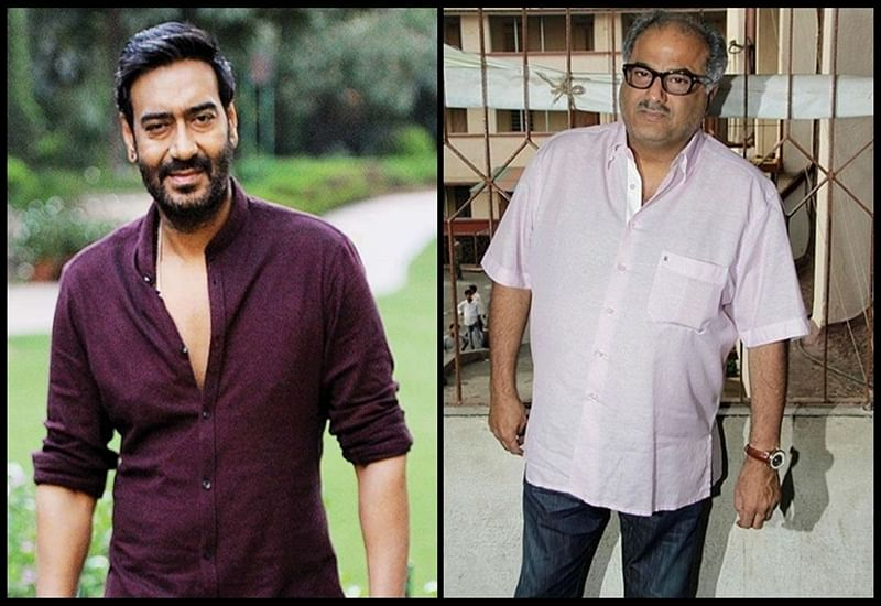 Is Ajay Devgn teaming up with Boney Kapoor after 16 years? Find out