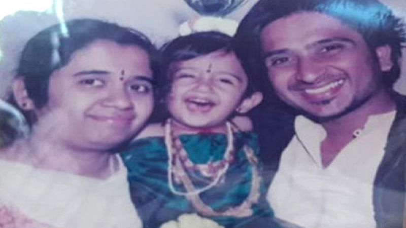 Shocking! Late anchor Chandan's wife kills son and attempts suicide after her husband's accidental death