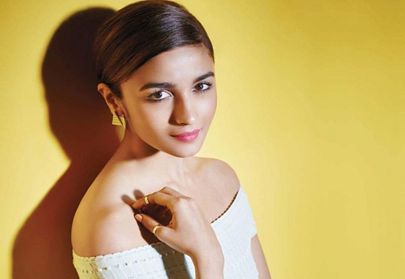 'I've seen media attention right from childhood, I'm used to it now', says Alia Bhatt