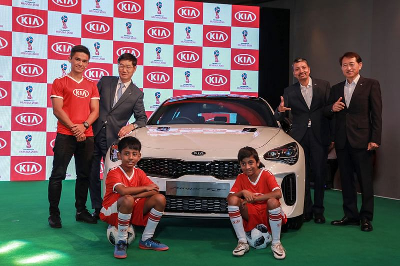Kia's first e-car to hit Indian roads by 2021