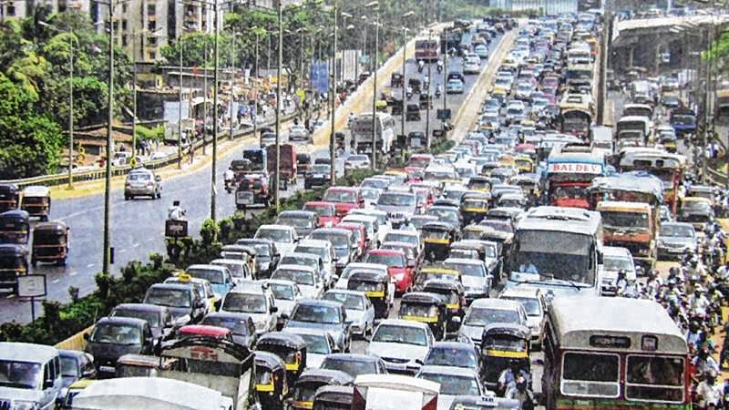 Mumbai Vehicle woes: Traffic police draws priority list of 120 congestion spots