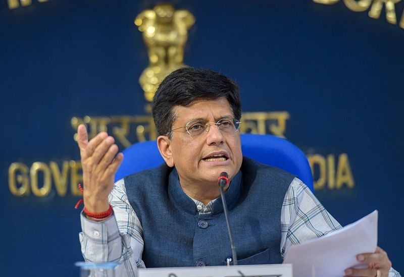 Any work related to safety will be given highest priority: Railway Ministry Piyush Goyal